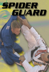 Abmar Barbosa Jiu-Jitsu Outlaw - Spider Guard [On Demand]