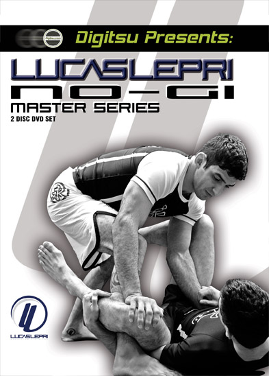 Lucas Lepri No-Gi Master Series DVD Set