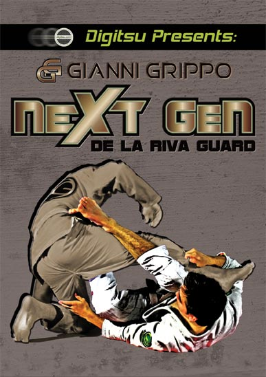 Gianni Grippo NeXT GeN De La Riva Guard DVD