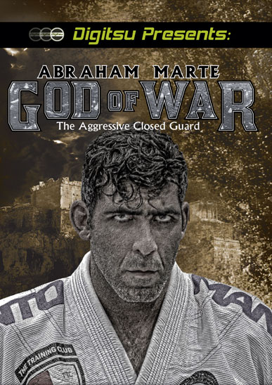 Abraham Marte Aggressive Closed Guard DVD