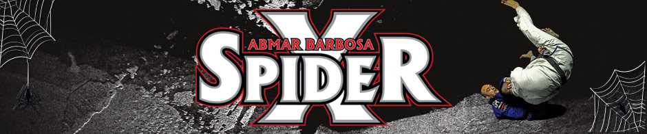 Abmar Barbosa Spider-X DVD Set
