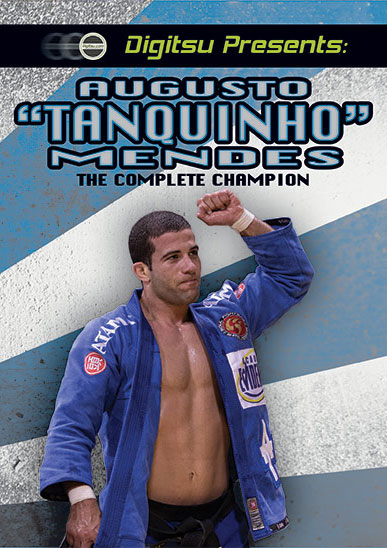 Augusto Tanquinho Mendes The Complete Champion Part 1 - 2 DVD