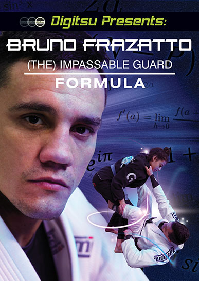 Bruno Frazatto - The Impassable Guard Formula [Blu-Ray]