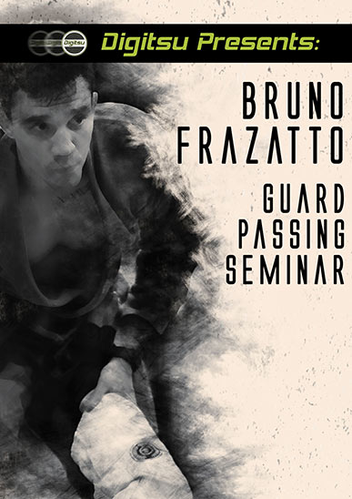 Bruno Frazatto - Guard Passing Seminar [On Demand]