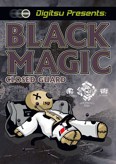 Dan Covel Black Magic Closed Guard [On Demand]