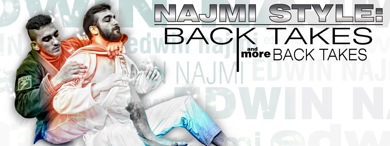 Edwin Najmi Back Takes and More Back Takes