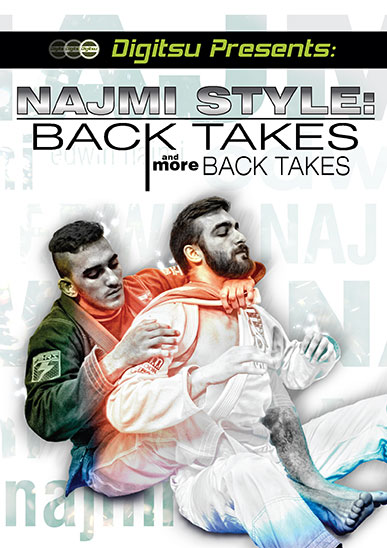 Edwin Najmi Back Takes and More Back Takes DVD