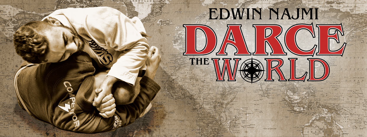 Edwin Najmi - Darce The World DVD