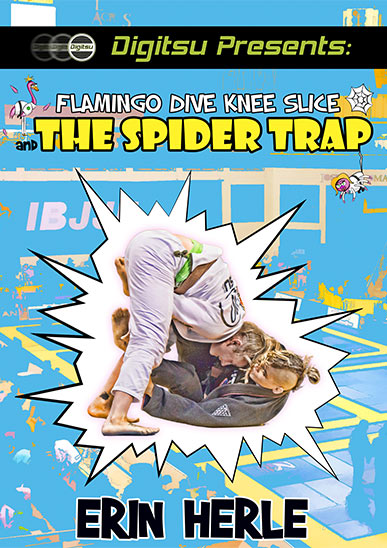 Erin Herle - Flamingo Knee Slice and Spider Trap [On Demand]