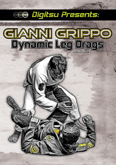 Gianni Grippo Dynamic Leg Drags and Drills DVD