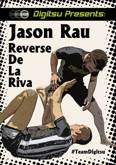 Jason Rau - Reverse De La Riva [On Demand]