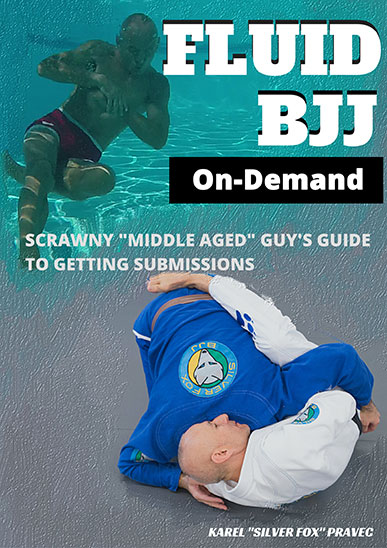 Fluid BJJ by Karel Pravec [On Demand]