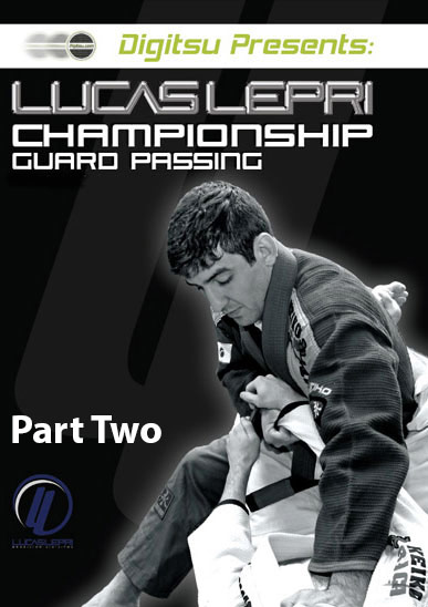 Lucas Lepri Championship Guard Passing Part Two [On Demand]