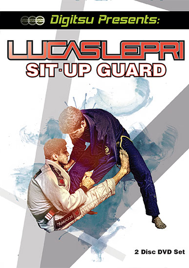 Lucas Lepri Sit-up Guard 2 DVD Set