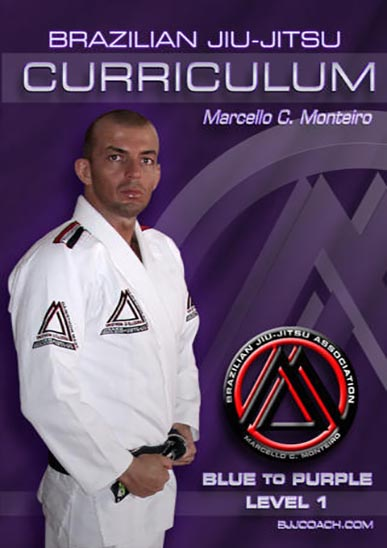 BJJ Curriculum Blue to Purple Level 1 [On Demand]