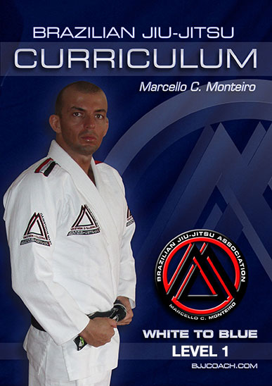 BJJ Curriculum White to Blue Level 1 [On Demand]