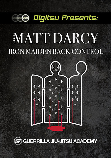 Matt Darcy - Iron Maiden Back Control [On Demand]
