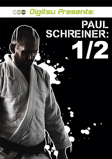 Paul Schreiner: 1/2 Guard 2 DVD Set