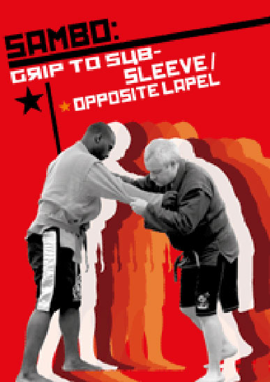 Grip To Sub - Sleeve/Opposite Lapel [On Demand]