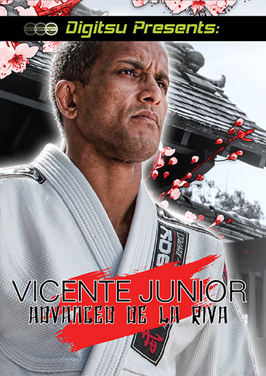 Advanced De La Riva by Vicente Junior DVD