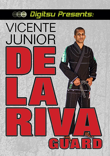 De La Riva Guard by Vicente Junior [On Demand]