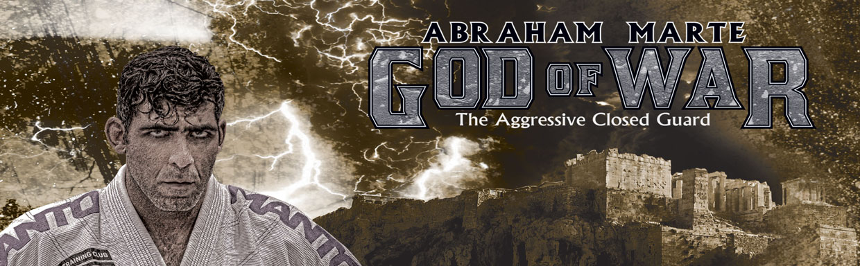 Abraham Marte - Aggressive Closed Guard